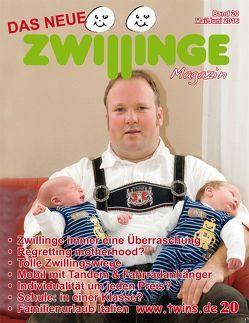 Das neue Zwillinge Magazin Mai/Juni 2016 von von Gratkowski,  Marion