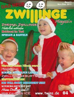 Das neue Zwillinge Magazin Nov./Dez. 2013 von von Gratkowski,  Marion