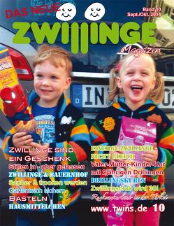 Das neue Zwillinge Magazin Sept./Okt. 2014 von Gratkowski,  Marion von