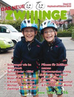 Das neue Zwillinge Magazin Sept./Okt.2015 von von Gratkowski,  Marion