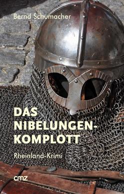 Das Nibelungen-Komplott von Schumacher,  Bernd