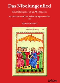 Das Nibelungenlied von Behmel,  Albrecht