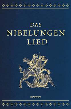 Das Nibelungenlied (Cabra-Lederausgabe) von Simrock,  Karl