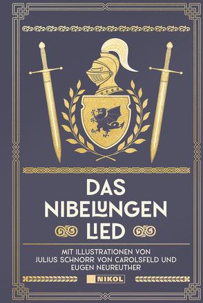 Das Nibelungenlied von Simrock,  Karl
