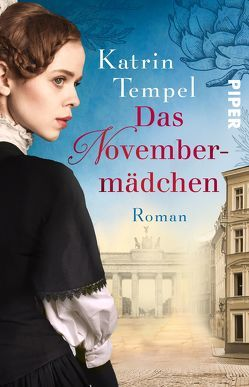 Das Novembermädchen von Tempel,  Katrin