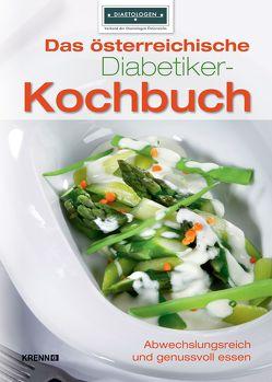 Das österreichische Diabetiker-Kochbuch von Radauer,  Marcus, Riedmann,  Andi
