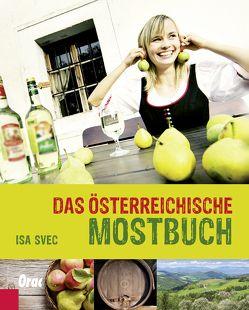 Das österreichische Mostbuch von Svec,  Isa