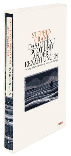 Das offene Boot und andere Erzählungen von Crane,  Stephen, Deprijck,  Lucien