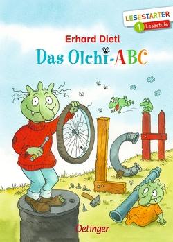Das Olchi-ABC von Dietl,  Erhard