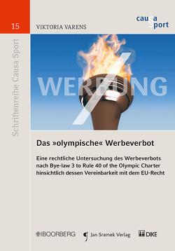 """Das """"olympische"""" Werbeverbot von Varens,  Viktoria"""