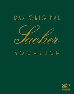 Das Original Sacher Kochbuch von Sacher,  Hotel
