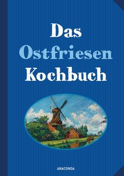 Das Ostfriesenkochbuch von der Haar,  Annelene von