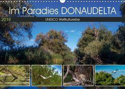 Das Paradies Donaudelta (Wandkalender 2019 DIN A3 quer) von Photo4emotion.com