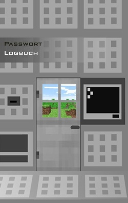Das Passwort Logbuch für Minecraft Fans von Taane,  Theo von
