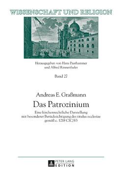 Das Patrozinium von Graßmann,  Andreas E.