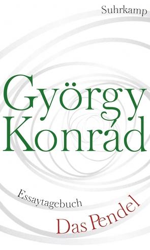 Das Pendel von Konrád,  György, Paetzke,  Hans-Henning