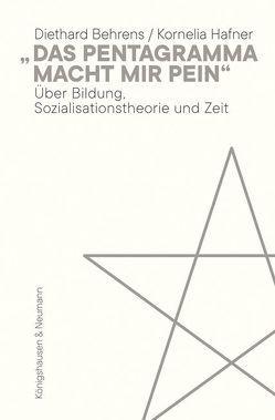 """""""Das Pentagramm macht mir Pein"""" von Behrens,  Diethard, Hafner,  Kornelia"""