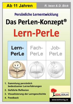 Das PerLen-Konzept – Lern-PerLe von Bick,  Dominik, Iwan,  Rüdiger