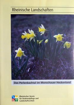 Das Perlenbachtal im Monschauer Heckenland von Kremer,  Bruno P., Möseler,  Bodo M, Wiemer,  Karl P
