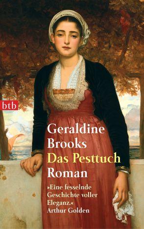 Das Pesttuch von Brooks,  Geraldine, Wahser,  Eva L.