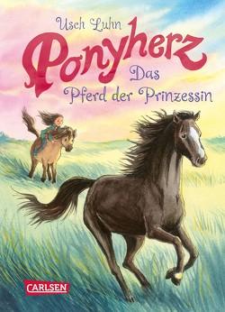 Ponyherz 4: Das Pferd der Prinzessin von Harvey,  Franziska, Luhn,  Usch