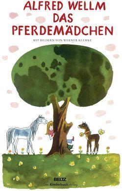 Das Pferdemädchen von Klemke,  Werner, Wellm,  Alfred