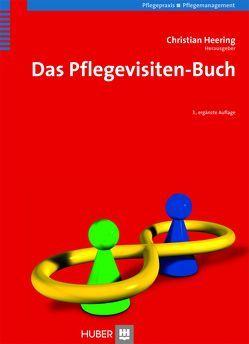 Das Pflegevisiten-Buch von Heering,  Christian