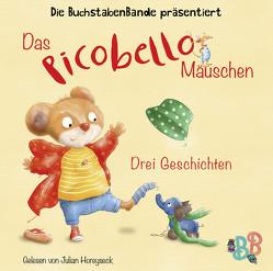 Das Picobello-Mäuschen – Kleider machen Mäuse von BuchstabenBande, Dormeyer,  Thea, Gstalter,  Angela, Horeyseck,  Julian
