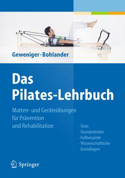 Das Pilates-Lehrbuch von Bohlander,  Alexander, Geweniger,  Verena
