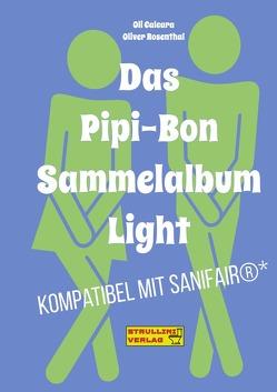 Das Pipi-Bon Sammelalbum Light von Calcara,  Oli, Rosenthal,  Oliver