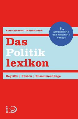 Das Politiklexikon von Klein,  Martina, Schubert,  Klaus