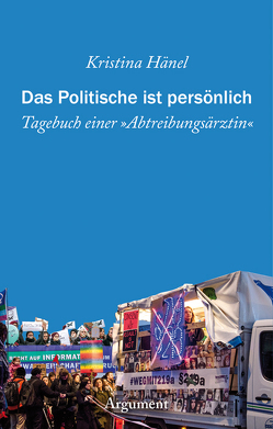 Das Politische ist persönlich von Hänel,  Kristina, Jochimsen,  Luc