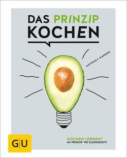 Das Prinzip Kochen von Mangold,  Matthias F.