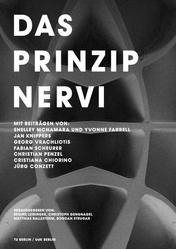 DAS PRINZIP NERVI von Gengnagel,  Christoph, Leibinger,  Regine
