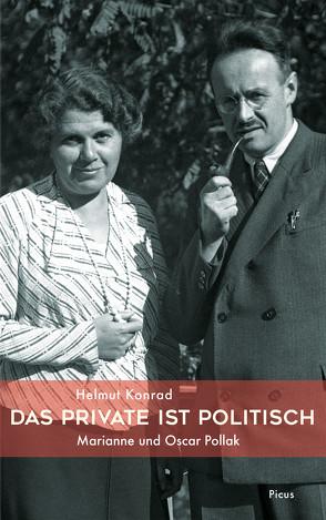 Das Private ist politisch von Konrad,  Helmut