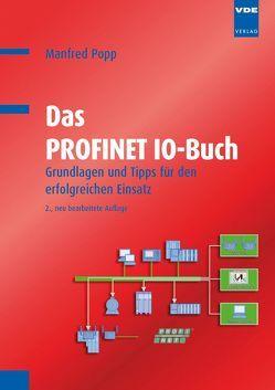 Das PROFINET IO-Buch von Popp,  Manfred