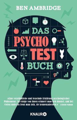 Das Psycho-Test-Buch von Ambridge,  Ben, Broermann,  Christa