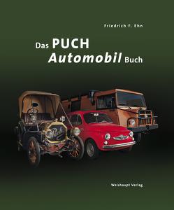 Das PUCH-Automobil-Buch von Ehn,  Friedrich F