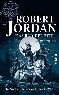Das Rad der Zeit 1. Das Original von Jordan,  Robert, Luserke,  Uwe