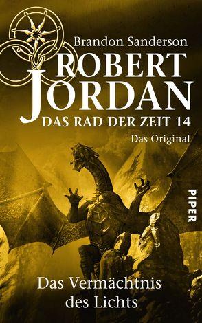 Das Rad der Zeit 14. Das Original von Decker,  Andreas, Jordan,  Robert, Sanderson,  Brandon