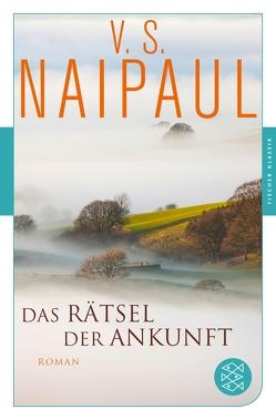 Das Rätsel der Ankunft von Naipaul,  V.S., Roth,  Sabine