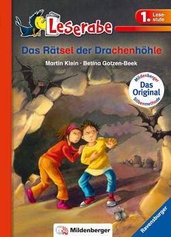 Das Rätsel der Drachenhöhle von Gotzen-Beek,  Betina, Klein,  Martin