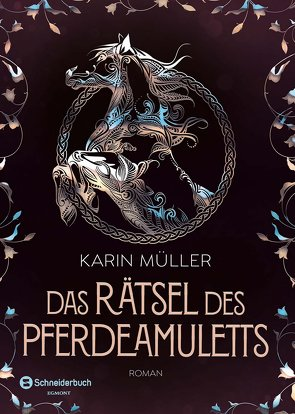Das Rätsel des Pferdeamuletts, Band 01 von Mueller,  Karin