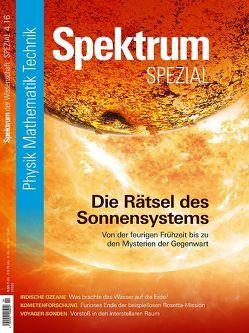 Das Rätsel des Sonnensystems