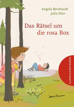 Das Rätsel um die rosa Box von Bernhardt,  Angela, Dürr,  Julia