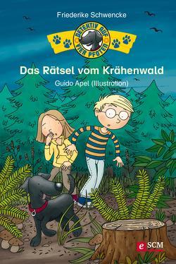 Das Rätsel vom Krähenwald von Apel,  Guido, Schwencke,  Friederike