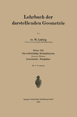 Das rechtwinklige Zweitafelsystem von Ludwig,  W.