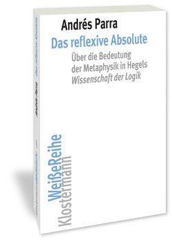 Das reflexive Absolute von Parra,  Andrés F.