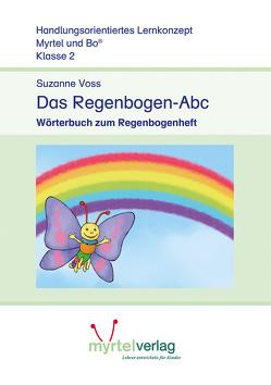 Das Regenbogen-Abc von Voss,  Suzanne