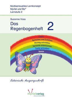 Das Regenbogenheft 2 von Voss,  Suzanne